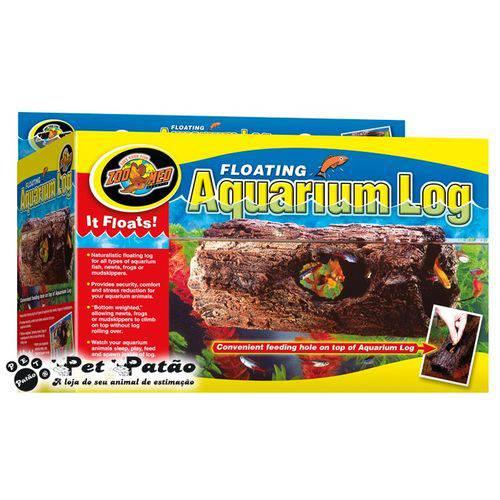 Zoomed Aquarium Log Fa-10 ( Tronco Flutuante Pequeno para Aquarios )