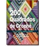 200 Quadrados de Crochê