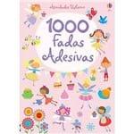 1000 Fadas Adesivas: Atividades Usborne