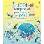 1001 Surpresas para Encontrar no Mar em Adesivos