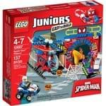 10687 - LEGO Juniors - Esconderijo Homem-Aranha