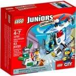 10720 - LEGO Juniors - Helicóptero de Perseguição da Polícia