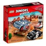 10742 - LEGO Juniors - Disney Pixar Carros 3 - Willy's Butte Speed Training
