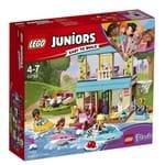 10763 Lego Juniors - Friends - a Casa do Lago da Stephanie - LEGO