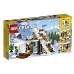 31080 Lego Creator - Modular de Férias de Inverno - LEGO