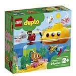 10910 Lego Duplo - Aventura de Submarino - LEGO