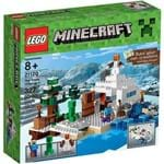 21120 - LEGO Minecraft - o Esconderijo da Neve