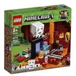 21143 Lego Minecraft - o Portal do Nether - LEGO