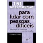 151 Dicas Essenciais para Lidar com Pessoas Dificeis - Viva Livros