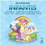 40 Sucessos Infantis Diversos (duplo)