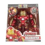 4066 Marvel Metal Diecast Hulkbuster 15cm e Iron Man (m132)