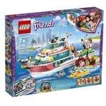 41381 Lego Friends - Barco da Missão de Resgate - LEGO