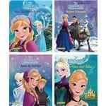 4Er - Disney Die Eiskönigin 1-4 - Völlig Unverfroren - Nelson Mini-Bücher