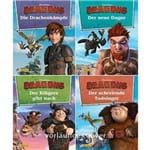 4Er - Dreamworks Dragons 9 -12 - Nelson Mini-Bücher