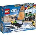 4x4 com Cataramã - LEGO City 60149