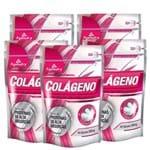 5 Colageno 40 Caps 500mg Cada Agenutry - Katiguá