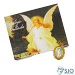 50 Cartões com Medalha do Anjo da Guarda | SJO Artigos Religiosos