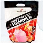 5x Whey Muscle Hammer Isolado Concentrado Refil 900g (Cada) - BodyAction