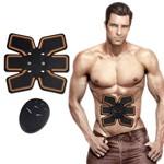 6 Pack Ems Aparelho Abdominal Muscular Beauty Body Mobile