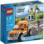 60054 - LEGO City - Caminhão de Conserto de Iluminação de Rua
