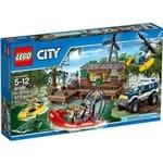 60068 - LEGO City - o Esconderijo dos Ladrões