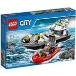 60129 - LEGO City - Barco de Patrulha da Polícia