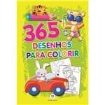 365 Desenhos para Colorir - Amarelo