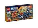 70322 - LEGO Nexo Knights - o Transportador de Torre de Axl