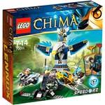 Lego Chima - Castelo da Águia 70011
