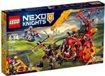 70316 - LEGO Nexo Knights - o Terrível Carro do Jestro