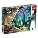 70418 Lego Hidden Side - Laboratório de Fantasmas do J.B. - LEGO