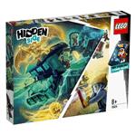 70424 Lego Hidden Side - Expresso Fantasma - LEGO