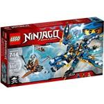 70602 - LEGO Ninjago - Dragão Elemental do Jay
