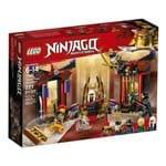 70651 Lego Ninjago - Confronto na Sala do Trono - Mestre de Spinjitzu - LEGO
