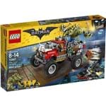 70907 - LEGO Batman - o Carro de Reboque do Crocodilo