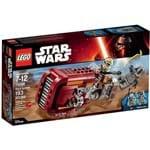 75099 - LEGO Star Wars - Speeder da Rey