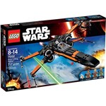 75102 - LEGO Star Wars - Star Wars X-Wing Fighter do Poe