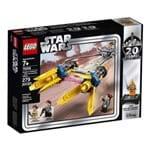 75258 Lego Star Wars - Podracer de Anakin - Edição de 20-Aniversário - LEGO
