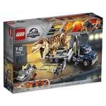 75933 Lego Jurassic World - Transporte de T-Rex - LEGO