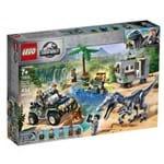 75935 Lego Jurassic World - Confronto de Baryonyx: a Caça ao Tesouro - LEGO