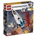 75975 Lego Overwatch - Ponto de Vigia: Gibraltar - LEGO