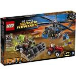 76054 - LEGO Super Heroes - Super Heroes - Batman: Espantalho - Colheita de Medo