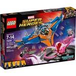 76081 - LEGO Super Heroes - Milano Contra Abilisk