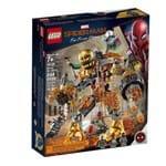 76128 Lego Super Heroes Homem-Aranha - o Combate de Molten Man - LEGO
