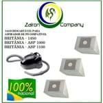 9 Sacos para Aspirador de Pó 1450 / Asp 1000 / Asp 1100