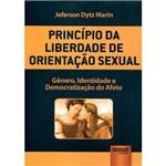 9788536254944 Princípio da Liberdade de Orientação Sexual
