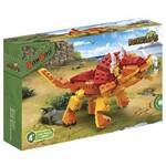 9396 Brinquedo Blocos de Montar Banbao Dinossauro Triceratops- 125 Peças - Hasbro - 6862