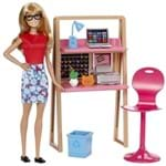 Boneca Barbie Móvel com Boneca DVX51 - Mattel
