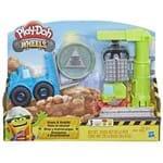 Play Doh Wheels Guindaste e Empilhadeira E5400-Hasbro