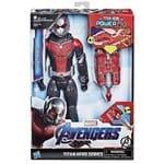 Boneco Avengers Titan Hero Homem Formiga E3310-Hasbro